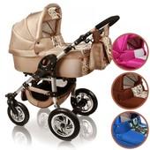Универсальная коляска 2 в 1 Trans baby Jumper