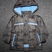 Курточка демисезон bambini  на 12-18мес.