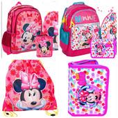 Рюкзак школьный+пенал+смена Minnie Mouse