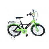 Двухколесный велосипед Lexus Bike 200091 '18 черный/зеленый