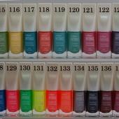 Профессиональные лаки для ногтей Colour Intense в ассортименте