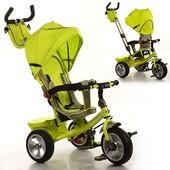 Велосипед Турбо 3205 Turbo Trike трехколесный поворотное сидение детский