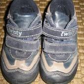 Черевики (ботинки) Twisty 21 р. (стелька 13,2 см). Італія, шкіра