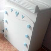 Продам пеленальный стол комод Babybath