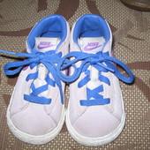 Кросівки (кроссовки) Nike 20 р. стелька 12,5 см. замша