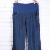 Распродажа - Джинсы М для беременных тонкие и легкие   от Tesoro брюки