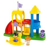 Игровой набор Площадка серия Маленькие человечки от Fisher-Price