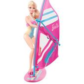 Распродажа -  Аксессуар Барби серии  Активный отдых Винд серф, каноэ от Barbie