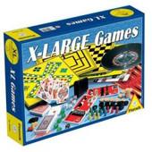 Набор настольных игр XL, шахматы, рулетка (Piatnik)