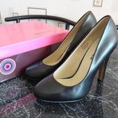 Туфли черные, 35 р.