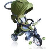 Моди Азимут трансформер 6 в 1 трехколесный велосипед коляска