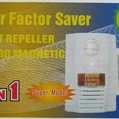 Экономитель электроэнергии и отпугиватель грызунов Power Factor Saver