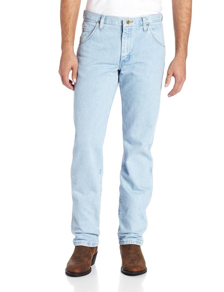 Wrangler ренглер ранглер вранглер Regular Fit Cowboy Cut Jeans фото №1