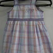 Платья летние на малышку.