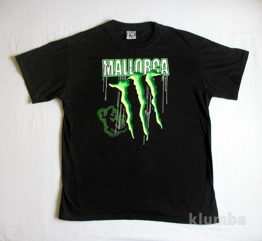 Мужская футболка impulse wear mallorca monster, р. 48-50 фото №1