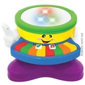 Развивающая игрушка Весёлый оркестр  свет, звук