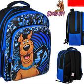 Скуби ду школьный рюкзак