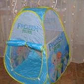 Палатка Frozen, размер71х71х88 см, от 1 года, sg7003