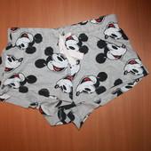 пижамные шортики размер хс
