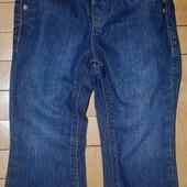 12 - 18 месяцев Фирменные джинсы с манжетками для моднявок