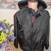 Куртка ветровка 4-6лет