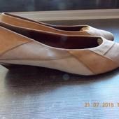 Немецкие Туфли Rampendahl р-р39(25см)Германия