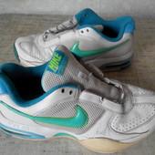 Кроссовки кожаные для работы Nike(оригинал р.41)