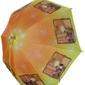 Детские зонты - Тачки, Винкс, Далматинцы, Маша и Медведь