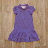 #94. Новое летнее платье H&M для девочки, размер 2-4 года.