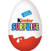 Куплю яйца от киндер сюрприза