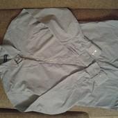 стильная брендовая  рубашка 41 р.