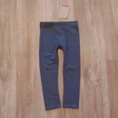 #116. Новые леггинсы от Zara для девочки, размер 2-3 года.