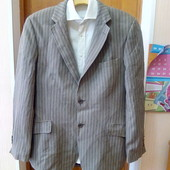 Мужской льняной пиджак BE р-р L