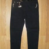 Котоновые брюки 116-146р.88775