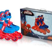 Ролики для детей Дисней (Disney) Пластиковая рама размер 31-34