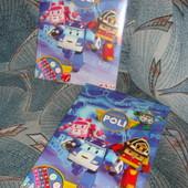 Робокар Поли настольная игра для детей с 3 лет