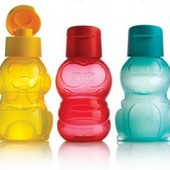 Эко-бутылочки (350 мл) Зверята. Tupperware.