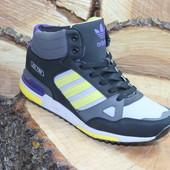 Мужские зимние кроссовки Adidas  адидас