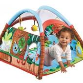 Tiny love Лесной домик Развивающий коврик