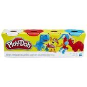 Плей До набор пластилина из 4х банок по 112гр. Дино Play-Doh (B5517) hasbro плей-дох