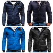 Мужская зимняя куртка.Новинка 2015
