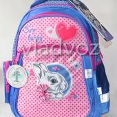 Школьный рюкзак Kite для девочек  школьников Cute Bunny 3472