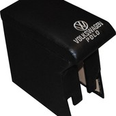 Модельний підлокітник для Volkswagen Polo з вишевкой логотипу компанії Фольксваген. Відправлю в регі