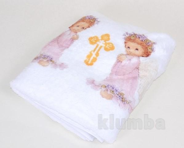 Крыжмы, махровые покрывала, полотенца для малышей фото №1
