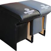 Підлокітник для автомобіля Фольксваген Кадді. це не універсальний підлокітник а виготовлений безпосе