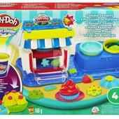 Плей Дох игровой набор пластилина Двойные десерты play doh а5013