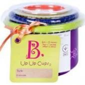 Распродажа - Мини-пирамидка в фиолетовом, оранжевом ведре от Battat