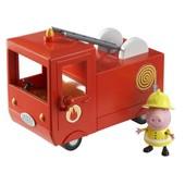Игровой набор Peppa - Пожарная машина Пеппы (машина, фигурка Пеппы)