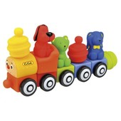 K's Kids Веселый поезд: Патрик и друзья