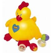 K's Kids Развивающая игрушка Курочка - несушка